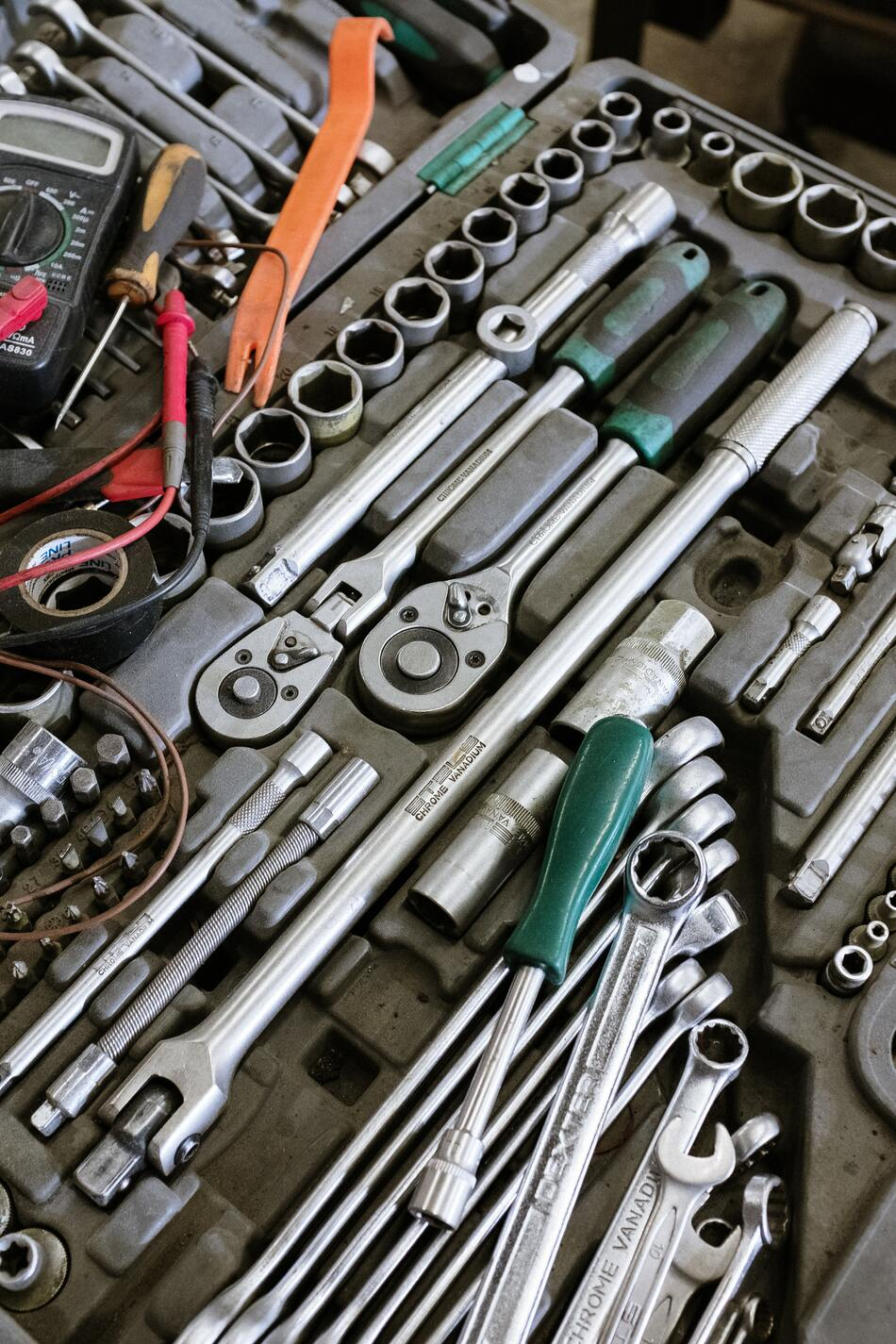 Individuals in your organisation require specialist tools to perform their job. We believe they know best what they need to make your organisation succeed.